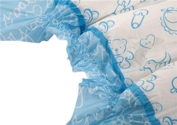 LittleForBig Nursery Blue