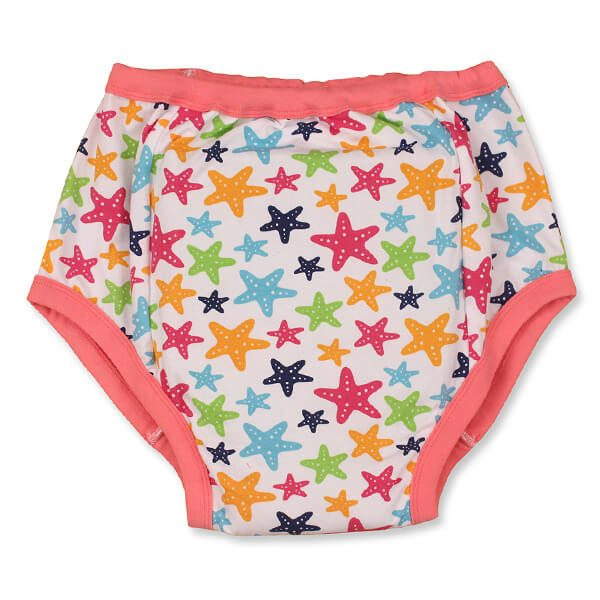 Star Pattern Training Pants