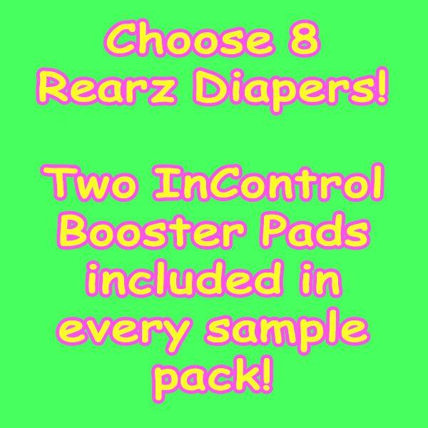 Rearz Sample Pack