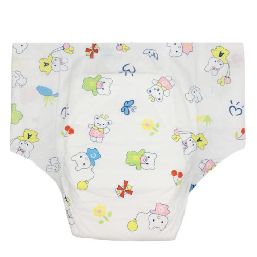 All Around Print Diapers