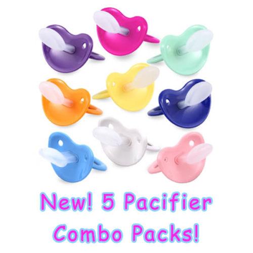 Adult Pacifier Custom 5 Pack
